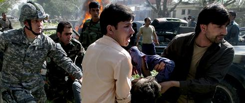 Violence in Kabul ahead of election day - Will this deter voters?