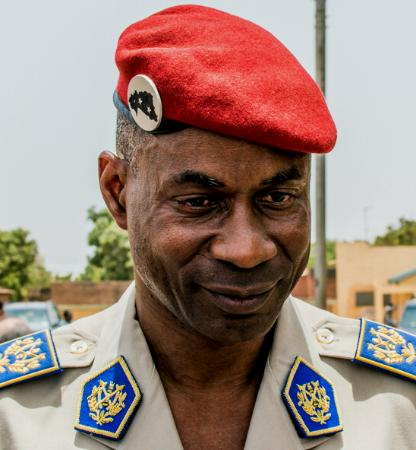 The Presidential Guard head who ousted a peoples' government and felt the backlash.