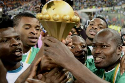 And Nigeria is the winner of CAF 2013