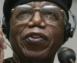 Chinua Achebe, the great African writer has died, aged 82. May his soul rest in peace. Amen