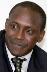Sierra Leonean Dr Kandeh Yumkellah is leading a team on the empowerment of women in Sierra Leone
