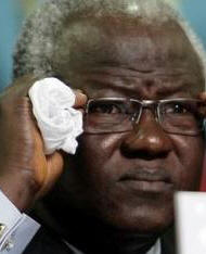 The visionless and selfish smoke and mirrors Ernest Bai Koroma