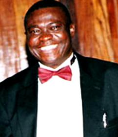 The late businessman Aki Macauley - a victim of the Ebola Virus Disease