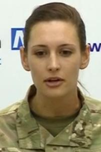 UK military nurse Anna Cross has fully recovered from the Ebola Virus Disease. She got infected in Sierra Leone.