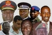 The Jammeh government sentences eight to death for alleged treason