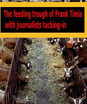 Journalists in Sierra Leone feed from the Frank Timis trough