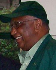 The SLPP Chairman and Leader John Benjamin