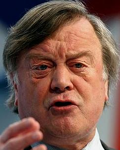 UK Justice Secretary Kenneth Clarke