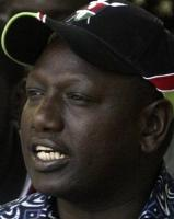 Former Education minister Ruto