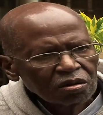 Former Head of Kenya's Electoral Commission Mr Samuel Kivuitu