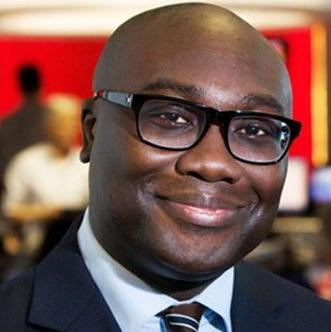 The departed Komla Dumor. May his soul rest in perfect peace. Amen.