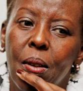 Rwanda Foreign Minister Louise Mushikiwabo - did her aggresive media onslaught work?