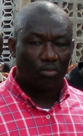 Musa Tarawally - the APC's new thug on the block - Photo: Internet sources