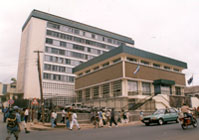Sierra Leone Act 2000 Are Main Bank Building