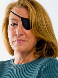 Marie Colvin - killed today Wednesday February 22, 2012 in the Syrian city of Homs