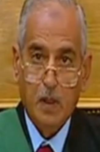 Judge Ahmed Refaat