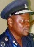 Head of Police Francis Munu - was he rewarded for not charging Kemoh Sesay?
