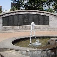 The Memorial in Nairobi, Kenya