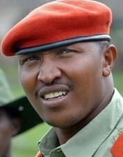 Bosco Ntaganda the murderous coward - feared for his life and gave himself up to the Kigali US embassy.