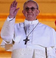 The new Pope, the 266th is from Argentina and has chosen the name Francis