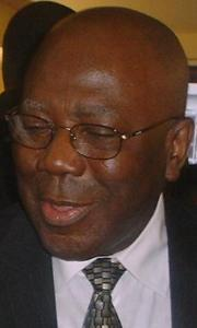 Former SLPP leader and President Kabbah