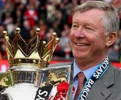 The king, his crown and his final goodbye - Sir Alex gives notice that he will quit Manchester United at the end of this season. We do wish him well in his retirement from the helm at Manchester United.