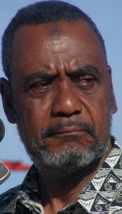 Opposition Challenger in Tanzania - Seif Sharif Hamad of Civic United Front (CUF)