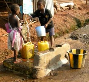 Water for use in homes remain a problem yet the government spends millions of dollars on weapons