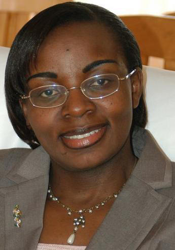 Victoire Ingabire - Her party was not allowed to register